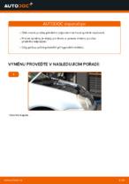 Instalace Odpruzeni VW POLO (9N_) - příručky krok za krokem