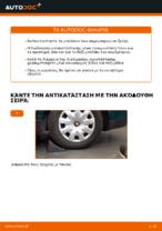 Οι συστάσεις του μηχανικού αυτοκινήτου για την αντικατάσταση VW Passat 3b6 1.8 T 20V Τακάκια Φρένων