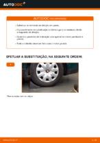 Quando mudar Rótula da barra de direcção VW PASSAT Variant (3B6): pdf manual