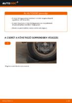 Cseréljünk Lengéscsillapító VW POLO: felhasználói kézikönyv