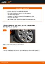VW TRANSPORTER IV Bus (70XB, 70XC, 7DB, 7DW) Lenkstangenkopf: Kostenlose Online-Anleitung zur Erneuerung