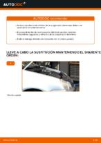 Reemplazo Muelle de chasis instrucción pdf para VW POLO