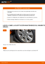 Tutorial paso a paso en PDF sobre el cambio de Caudalímetro en VW TRANSPORTER IV Bus (70XB, 70XC, 7DB, 7DW)
