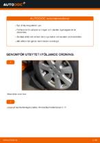 Byta Motorbussning VW TRANSPORTER: gratis pdf