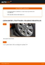 Mekanikerens anbefalinger om bytte av VW VW TRANSPORTER IV Bus (70XB, 70XC, 7DB, 7DW) 2.4 D Motorfeste