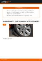 Wymiana Drążek wspornik stabilizator tylne i przednie VW TRANSPORTER: online przewodnik