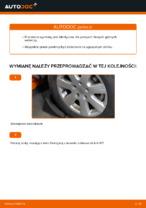 Montaż Wahacz zawieszenia koła VW TRANSPORTER IV Bus (70XB, 70XC, 7DB, 7DW) - przewodnik krok po kroku