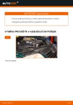Výměna levý a pravý Řídící páka zavěšení kol VW PASSAT: online průvodce