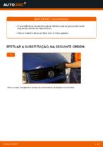 Instruções gratuitas online sobre como substituir Pinças de freio VW TRANSPORTER IV Bus (70XB, 70XC, 7DB, 7DW)