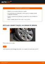 Mudar Rótula de direcção: instrução pdf para VW TRANSPORTER