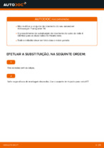 Substituição Jogo de rolamentos de roda VW TRANSPORTER: pdf gratuito