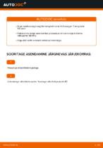 VW TRANSPORTER Rattalaager vahetus: tasuta pdf