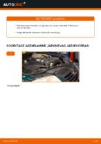PDF Õpetus parandus autovaruosad: PASSAT Variant (3B6)