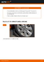 Cum înlocuim bieleta antiruliu pe Volkswagen Transporter T4