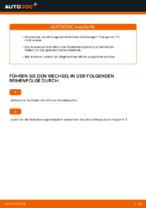 VW TRANSPORTER IV Bus (70XB, 70XC, 7DB, 7DW) Bremssattel Reparatursatz ersetzen - Tipps und Tricks