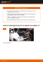 Aanbevelingen van de automonteur voor het vervangen van VW VW TRANSPORTER IV Bus (70XB, 70XC, 7DB, 7DW) 2.4 D Motorsteun