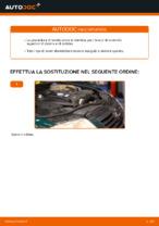 Montaggio Braccetto oscillante VW PASSAT Variant (3B6) - video gratuito