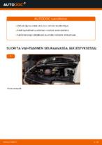 Kuinka vaihtaa moottoriöljyt ja öljynsuodatin VOLKSWAGEN TRANSPORTER T4 (70XB, 70XC, 7DB, 7DW) malliin