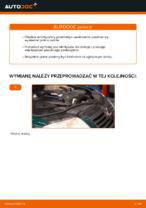 W jaki sposób wymienić przedni amortyzator w VOLKSWAGEN PASSAT B5 (3BG, 3B6)