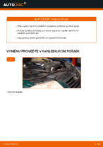 Instalace Tlumic perovani VW PASSAT Variant (3B6) - příručky krok za krokem