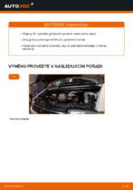 Jak vyměnit motorový olej a olejový filtr na VOLKSWAGEN TRANSPORTER T4 (70XB, 70XC, 7DB, 7DW)
