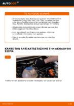 Αντικατάσταση Δισκόπλακα πίσω και μπροστινα VW μόνοι σας - online εγχειρίδια pdf