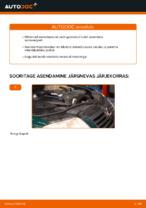 Passat 3c2 remont ja hooldus juhend