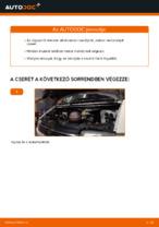 Hogyan cseréje és állítsuk be Olajszűrő VW TRANSPORTER: pdf útmutató