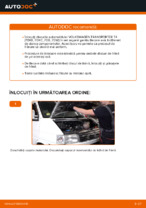 Schimbare Disc frana VW TRANSPORTER: manual de intretinere si reparatii