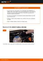 Cum se înlocuiesc și se ajustează Discuri frana VW TRANSPORTER: manual pdf