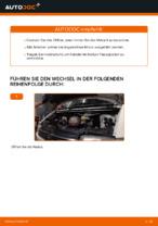 Wie Sie Motoröl und den Ölfilter am VOLKSWAGEN TRANSPORTER T4 (70XB, 70XC, 7DB, 7DW) ersetzen