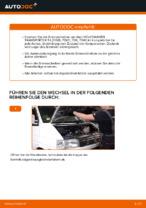 PDF-Anleitung zur Wartung für TRANSPORTER
