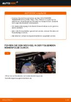 Wie der Austausch der hinteren Bremsscheiben bei einem VW TRANSPORTER T4 (70XB, 70XC, 7DB, 7DW) funktioniert
