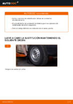 Tutorial de reparación y mantenimiento de VW T3 Bus