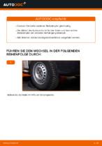 Stoßdämpfer austauschen VW TRANSPORTER: Werkstatt-tutorial