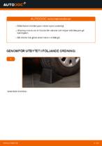 CS Germany 875120 för SKODA, VW | PDF instruktioner för utbyte