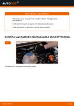 Vaiheittainen korjausopas VW T4 Van