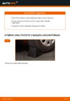 Ako vymeniť pružiny zadného zavesenia kolies na VOLKSWAGEN PASSAT B5 (3BG, 3B6)