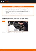 Jak vyměnit přední brzdové destičky kotoučové brzdy na VOLKSWAGEN TRANSPORTER T4 (70XB, 70XC, 7DB, 7DW)