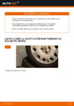 Cómo cambiar los resortes de suspensión trasera en FIAT PUNTO II (188)
