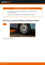 Guida passo passo alla riparazione Fiat Punto 176