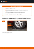 Auto mechanic's recommendations on replacing RENAULT Twingo c06 1.2 16V Brake Discs