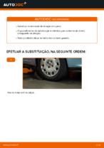 Substituir Articulação angular tirante de direcção FIAT PUNTO: tutorial online