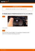 W jaki sposób wymienić pasek klinowy silnika w VOLKSWAGEN GOLF IV