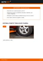 automobilių dalys RENAULT TWINGO I (C06_) | PDF Instrukcija remonto