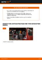 Οδηγός επισκευής βήμα - βήμα Renault Twingo 1 Van