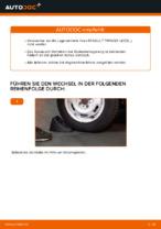 SKF VKBD0112 für DACIA, NISSAN, RENAULT | PDF Handbuch zum Wechsel