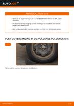Stap-voor-stap reparatiehandleiding Polo 6n2