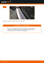Comment remplacer les essuie-glaces arrière sur une VOLKSWAGEN POLO IV (9N_)