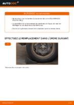 Comment changer et régler Jeu de roulements de roue VW POLO : tutoriel pdf